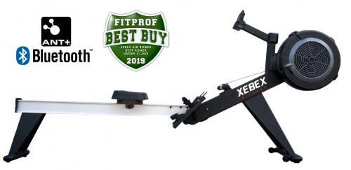 XEBEX Air Rower 2.0 Smart Connect profilovka