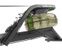 Tunturi R80W Rower Single Rail Endurance detail 4