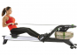 Tunturi R80W Rower Single Rail Endurance promo 2