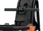 BH Fitness Movemia RW1000 tlačítka pro rychlé ovládání odporu