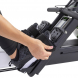 Tunturi R80W Rower Single Rail Endurance detail 2